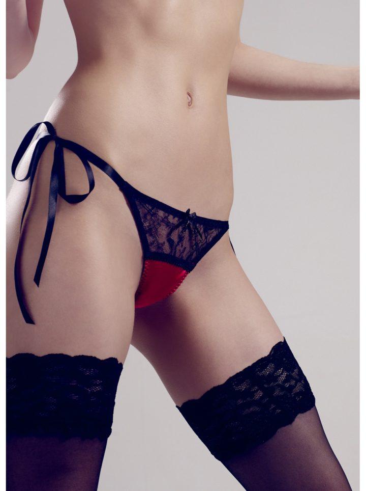 tie side thong