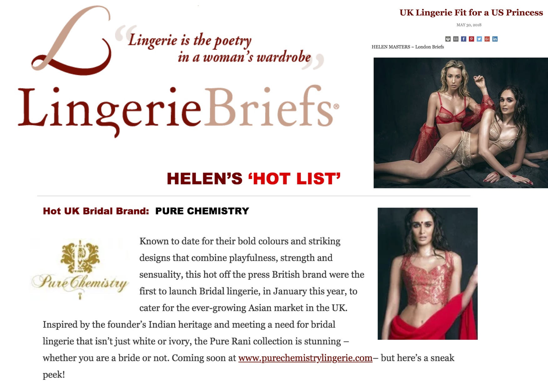 e769f1985 ... whether you are a bride or not.. read the full article online – http    lingeriebriefs.com 2018 05 30 uk-lingerie-fit-for-a-us-princess  more-57231